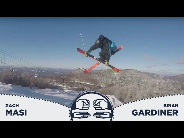 SLVSH    Brian Gardiner vs. Zach Masi    Cannon Parks