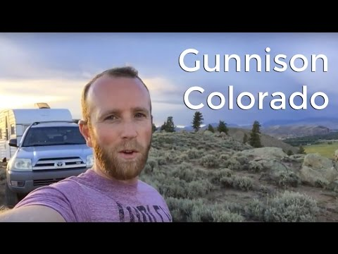 What To Do In Gunnison Colorado- Road Trip Part 3