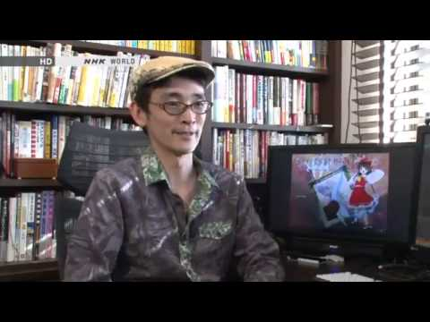 "Touhou Project Coverage on ""Imagine-Nation"" Program (NHK World)"