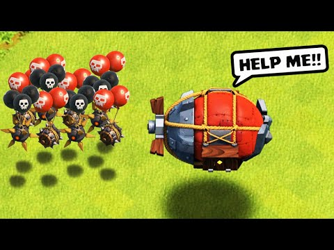 TRY NOT TO LAUGH CLASH OF CLANS EDITION PART1 - COC FUNNY MOMENTS, EPIC FAILS AND TROLL COMPILATION