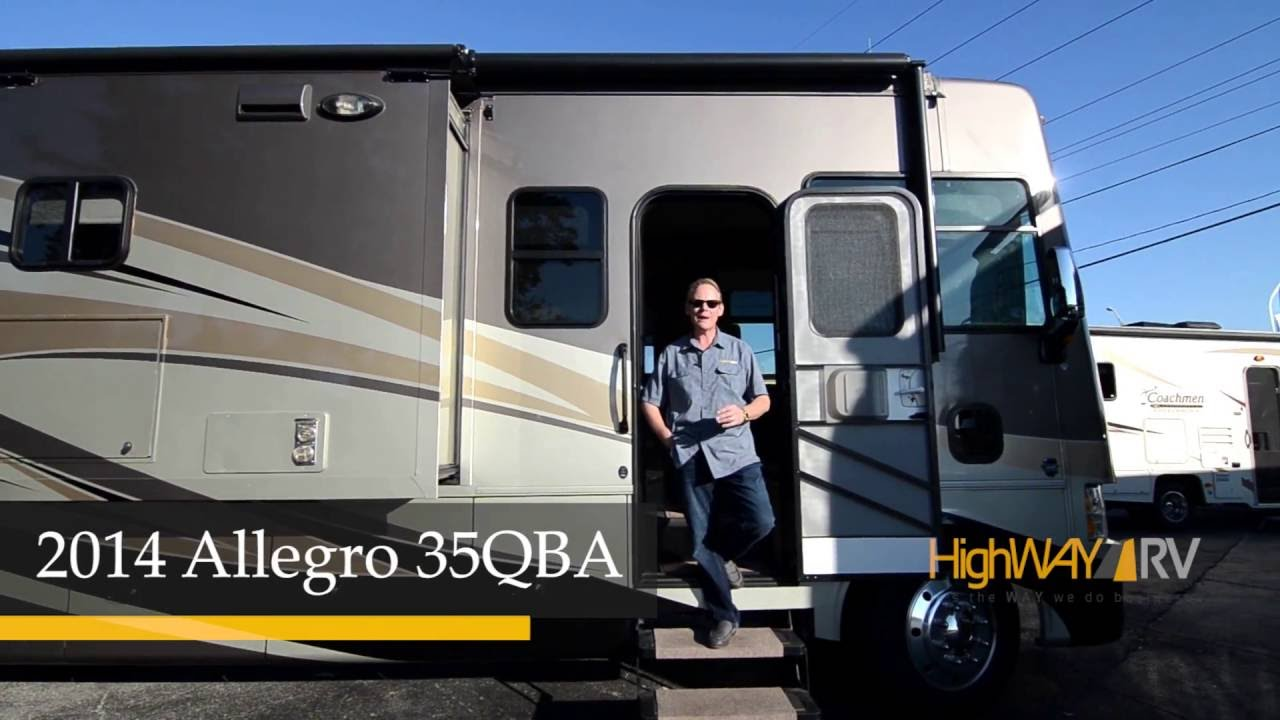 SOLD 2014 Tiffin Allegro Open Road 35QBA - Used Motorhome For Sale - Lake  Alfred FL