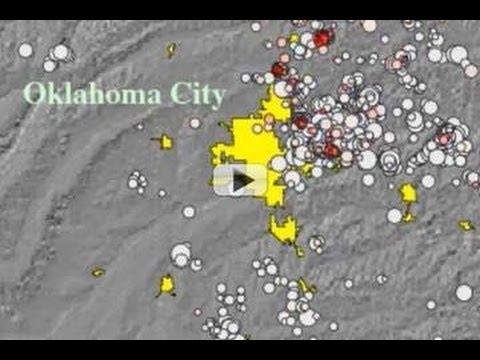Rare 'Earthquake Warning' For Oklahoma!