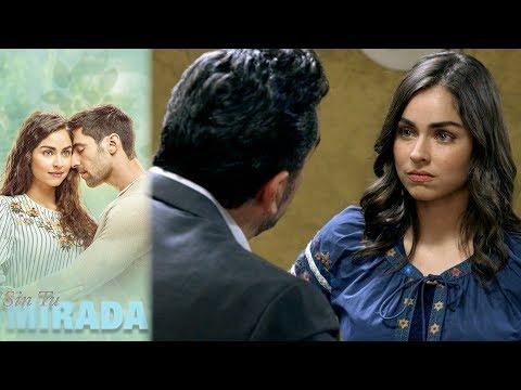 Luis le pide perdón a Marina | Sin tu mirada - Televisa