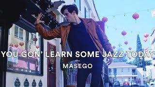Masego - You Gon' Learn Some Jazz Today | Vinny Balbo Choreography | Dance Stories