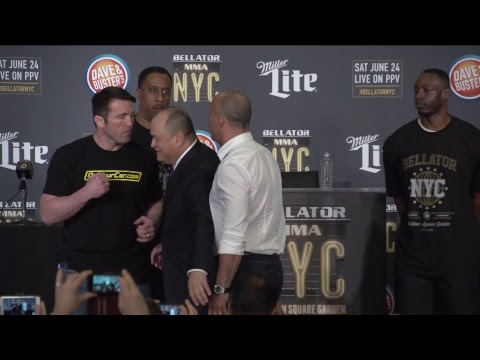 Bellator NYC Press Conference