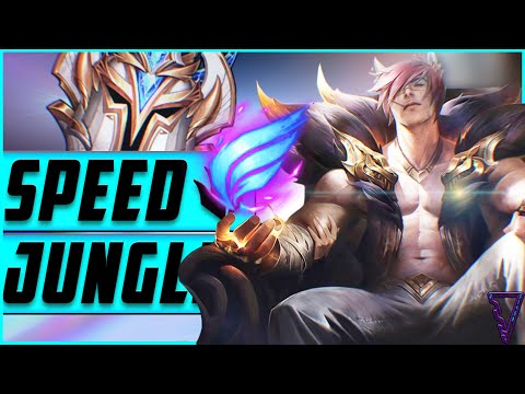 Why You Should Use SPEED Jungling To Win More   League of Legends Jungle Guide ft Sett