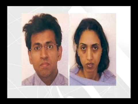 Pakistani UK fraudsters - Abdul Ghaffar Mohammed & Wife Shahista  Mohammed mp4