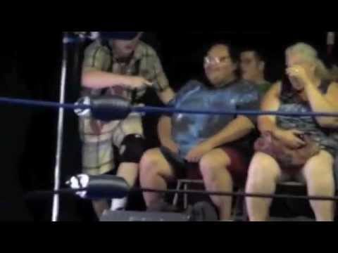 CWF Rise Part 1 Kenny Taylor vs J.C. Hero