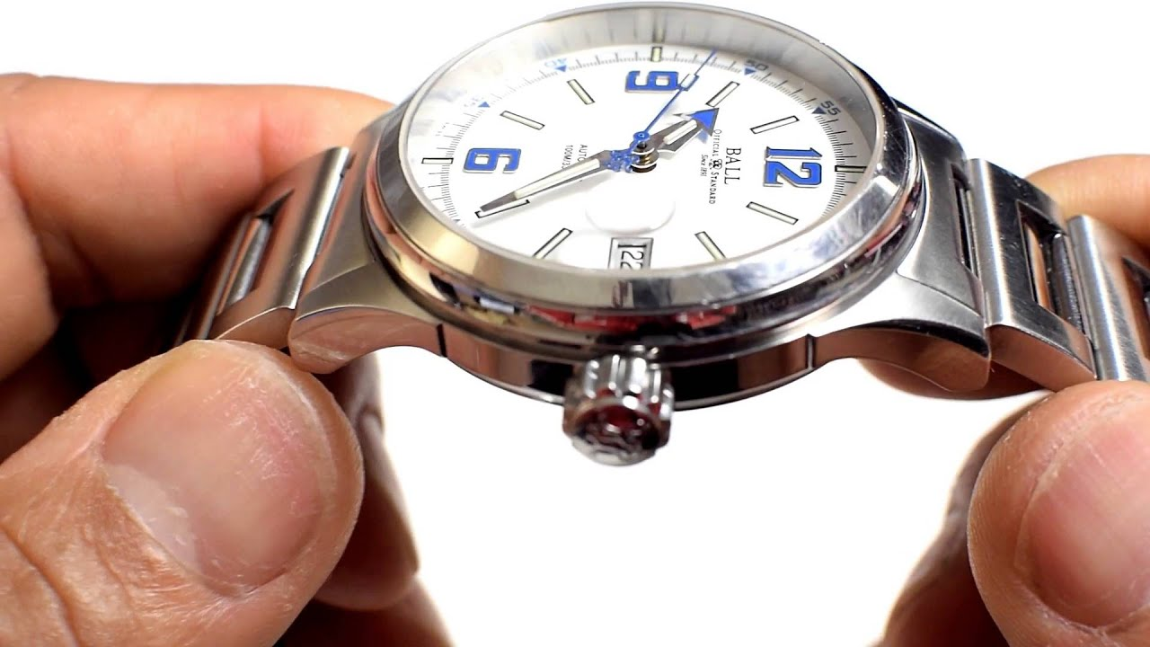 official owned standard bk deepquest ball company watches scj engineer pre hydrocarbon watch