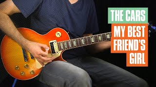 My Best Friend's Girl on Guitar | Guitar Lesson | Guitar Tricks