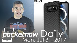iPhone 8 leaked by Apple? Samsung Galaxy Note 8 dual camera features & more   Pocketnow Daily
