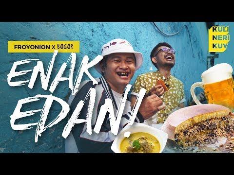 Lezatnya Jajanan GANG AUT | Froyonion X Bogor