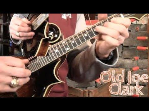 Old Joe Clark–Hot Mandolin Solo Lesson!