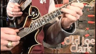 Old Joe Clark Hot Mandolin Solo Lesson