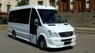 Мерседес Спринтер Люкс (VIP)(Mercedes-Benz Sprinter VIP (Мерседес Спринтер ЛЮКС) Год - 2013 г. Цвет - Белый Комфортабельный салон на 17 -19 человек Климат-..., 2014-12-02T00:07:15.000Z)