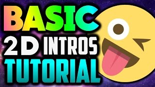 How to Make a 2D Intro For Beginners (Android)