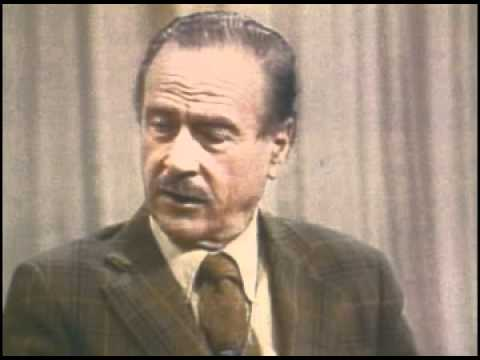 Marshall McLuhan- Part 1-Interviewed by Father Patick Peyton, CSC