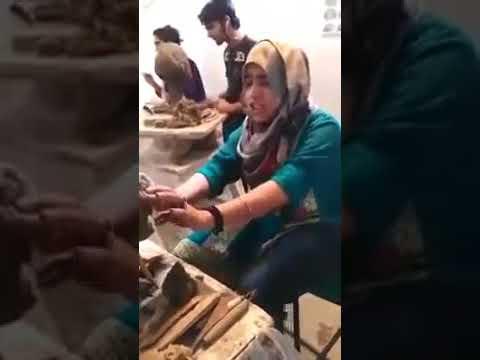 Teri Deewani Amazing Voice From Lahore College Girl Iqra Arif