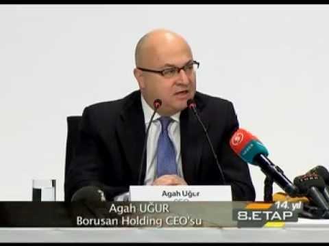 Borusan özür diledi - 8. ETAP
