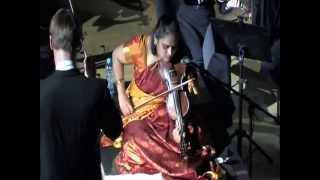 Raga Seasons, 6th Movement, Indian Violin Concerto by Jyotsna Srikanth