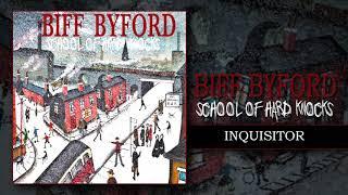 Biff Byford - Inquisitor (Audio Track)