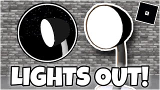 "How to get ""LIGHTS OUT"" BADGE + LAMP MORPH in PIGGY RP : INFECTION - ROBLOX"
