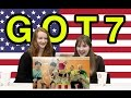 """Images Americans Meet Kpop: GOT7  """"Just Right"""" (KOR SUB)"""