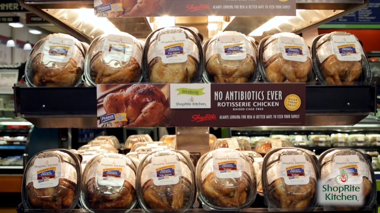 Perdue Helps ShopRite Hawk Healthier Chicken   Path to