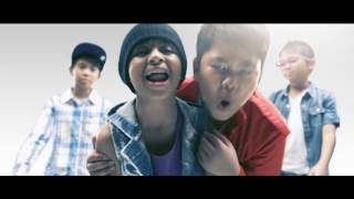Video COBOY JUNIOR - Kamu (Official Music Video) download MP3, 3GP, MP4, WEBM, AVI, FLV November 2017