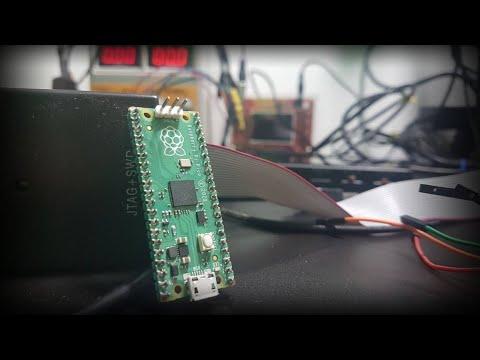 Raspberry Pi Pico no PlatformIO com VSCode