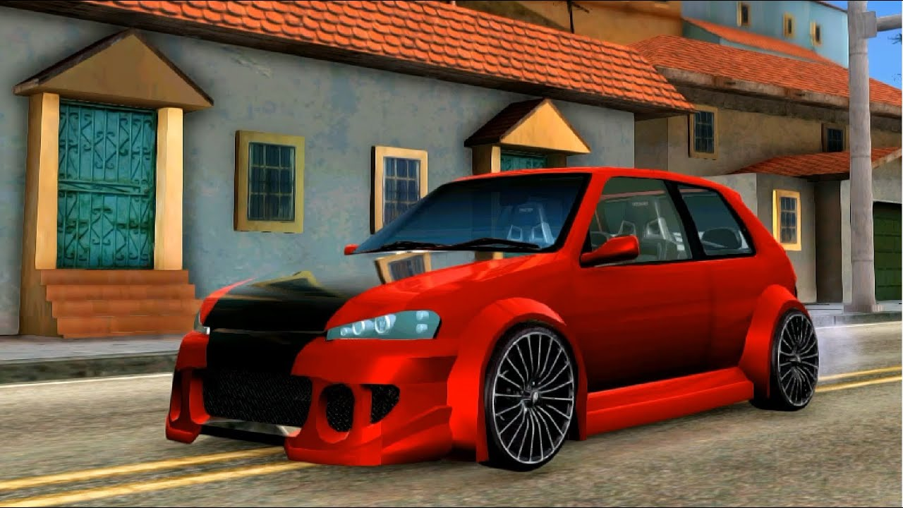 gta san andreas peugeot 106 tuning enromovies youtube. Black Bedroom Furniture Sets. Home Design Ideas