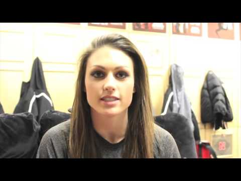 Nebraska Gymnastics Pump Up Video