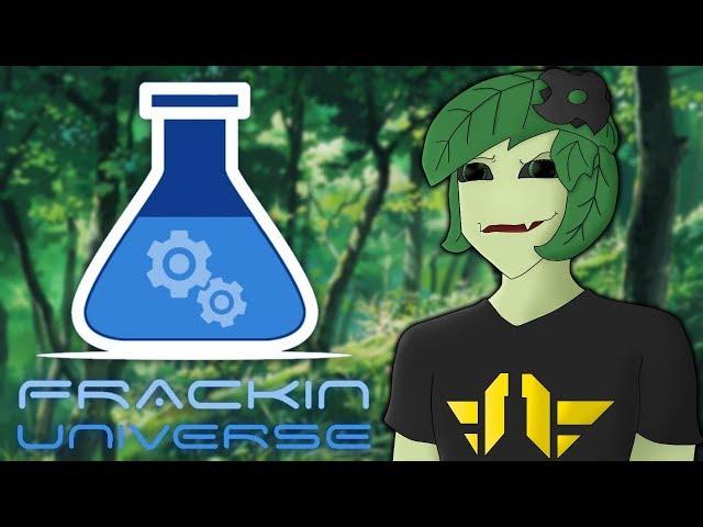 Starbound Returns! - Frackin Universe Online [Ep  1]