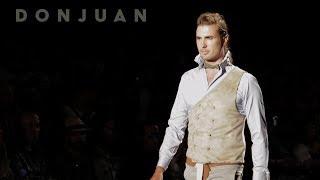 La historia de la moda masculina en una pasarela   Revista DonJuan
