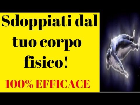 Potente AUDIO per SDOPPIARTI dal corpo//Lorenzo Grandi//