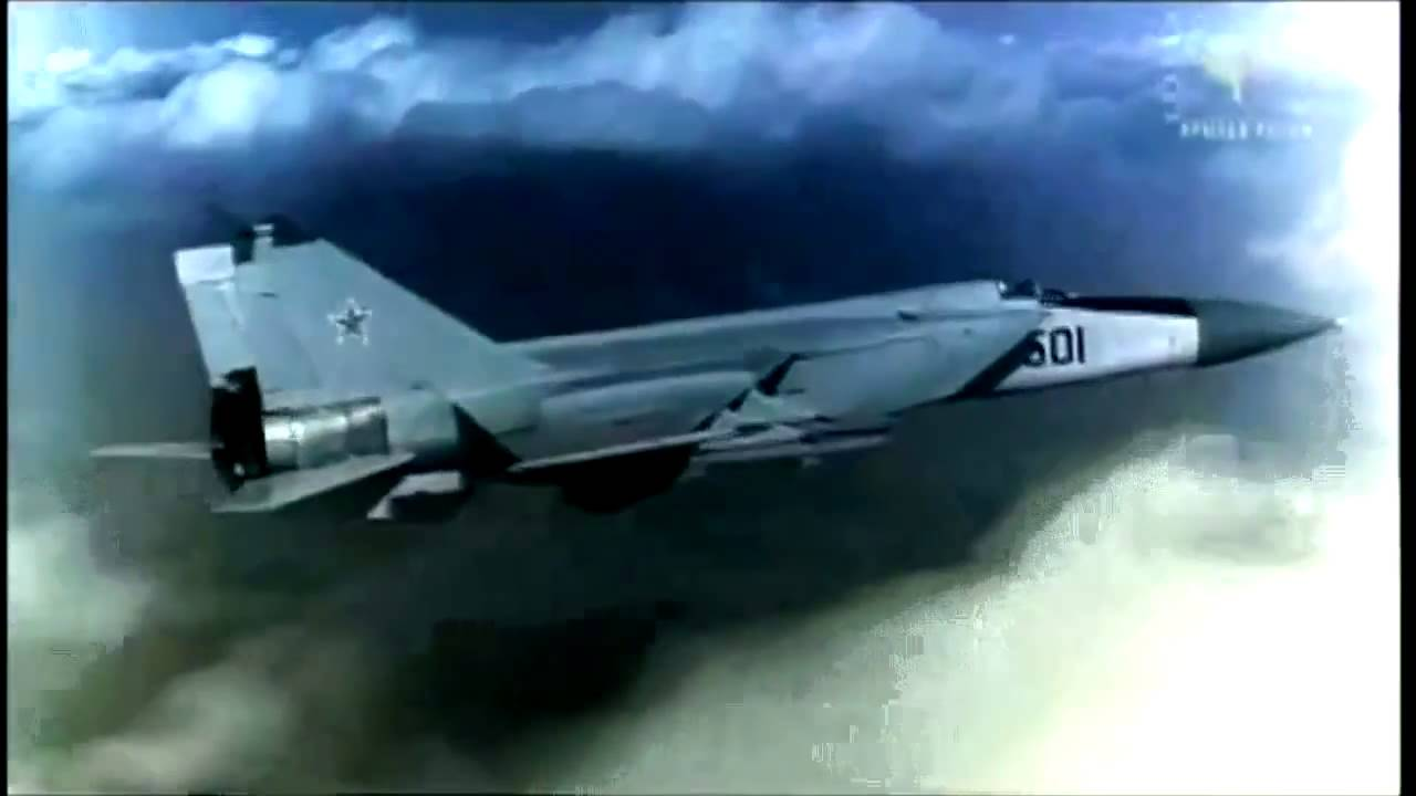 Download MIG-25 Foxbat The Legend in Cold War (Documentary)