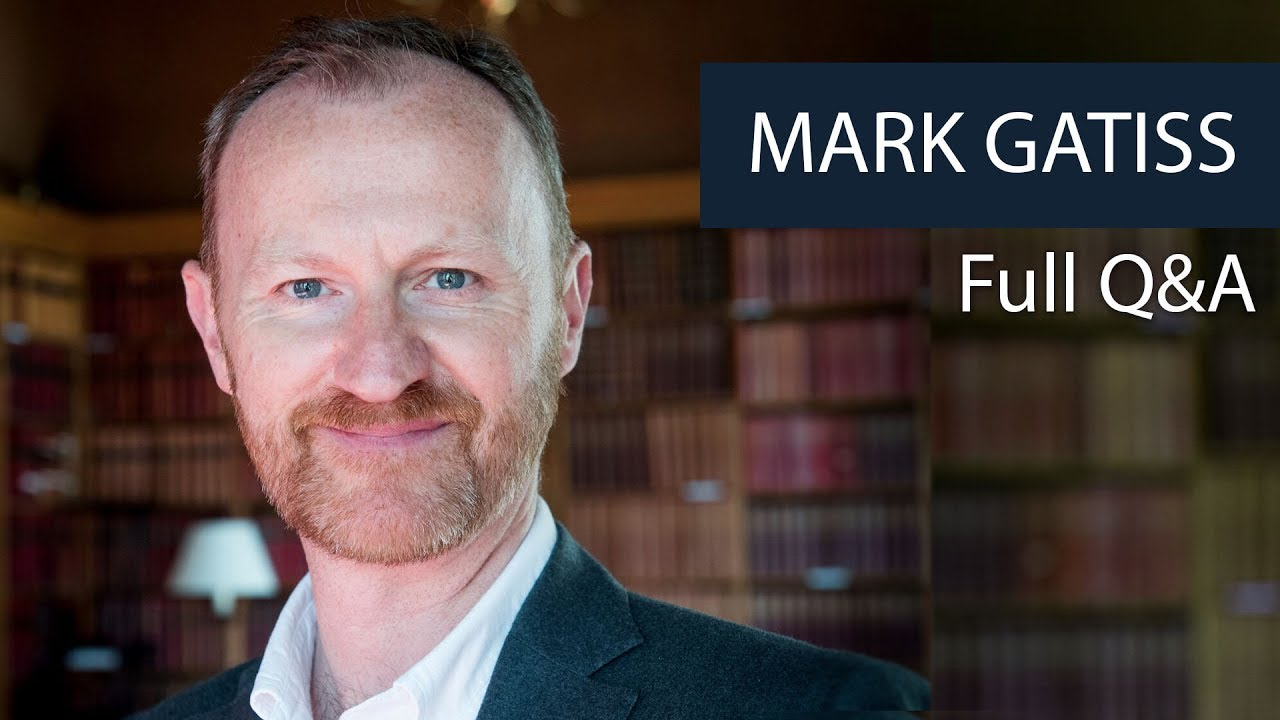 Download Mark Gatiss | Full Q&A | Oxford Union