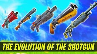 The Evolution of the Shotgun in Fortnite