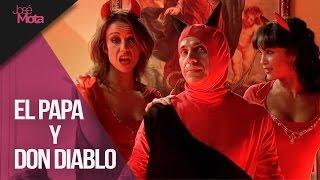 El Papa Francisco y Don Diablo - Especial Nochevieja 2015 | ...
