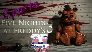 Vídeo Five Nights at Freddy's 3