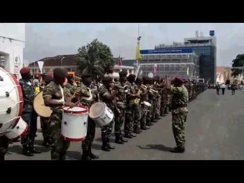 S. Tomé e Príncipe – 40 anos e os exercícios militares para o 12 de Julho