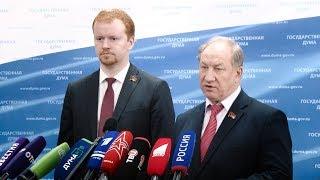 «Сталин, Алферов, выборы в Москве»