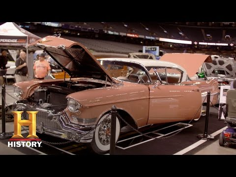 Big Easy Motors: The Love of Classic Cars | History