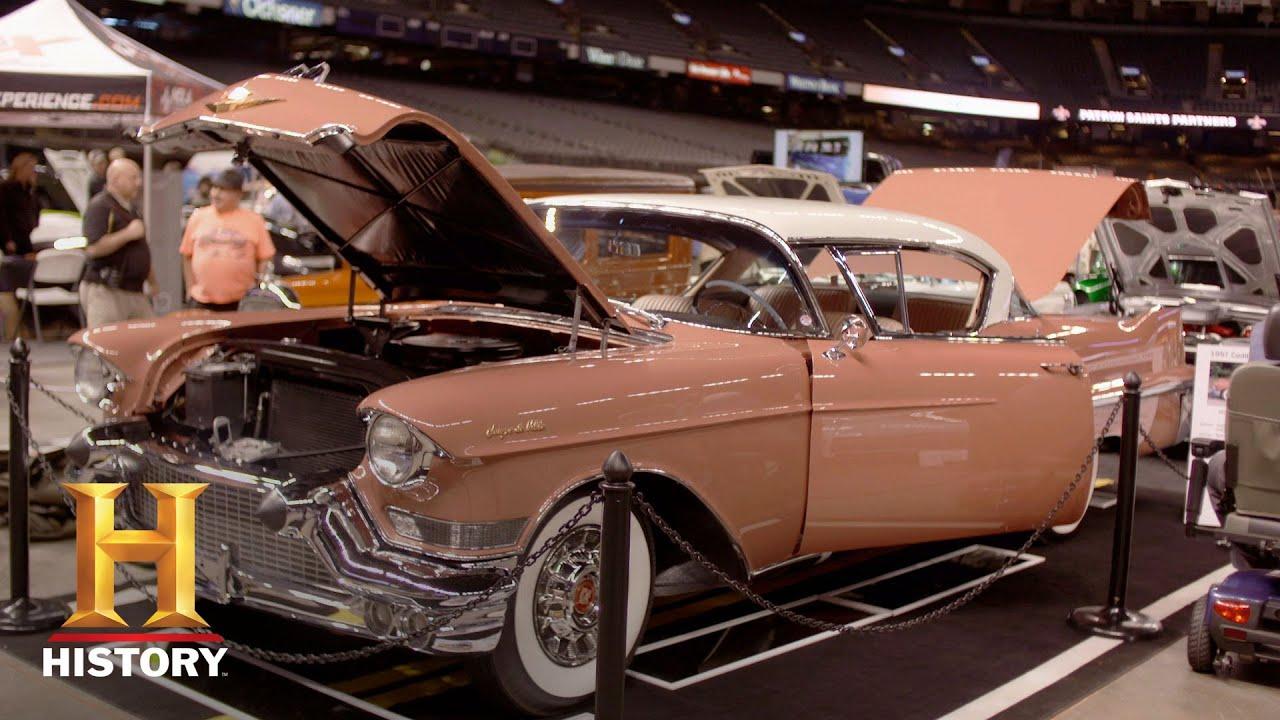 Big Easy Motors The Love Of Classic Cars History YouTube - Classic car motors