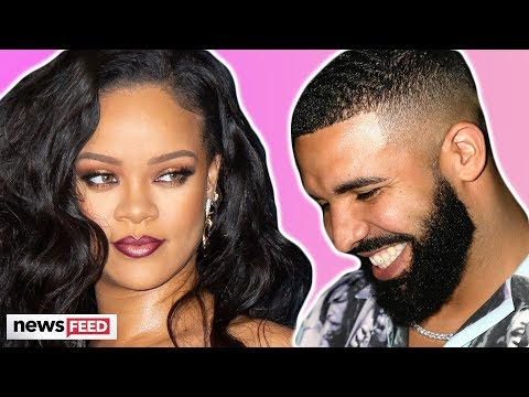 Rihanna And Drake REUNITE At His Birthday & Spent Hours Together!