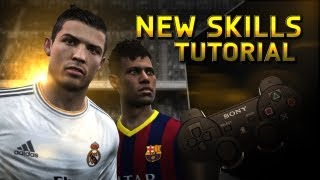 "FIFA 14 ""New Skills"" Tutorial (PS3)"