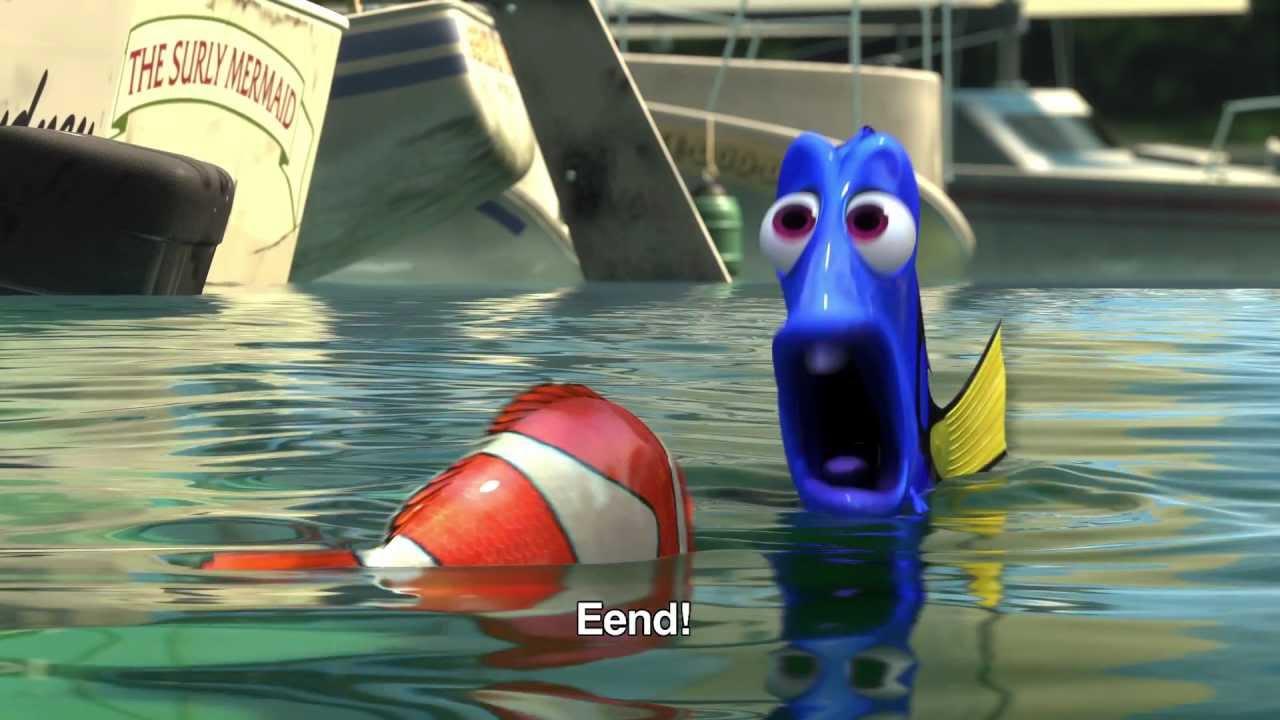 Finding Nemo 3D | Official officiële trailer | Disney Pixar Full HD 1080p NL ondertiteld