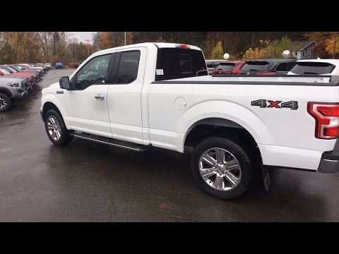2019 Ford F-150 Bellows Falls, Keene, Brattleboro, Claremont, Greenfield, VT SF9157