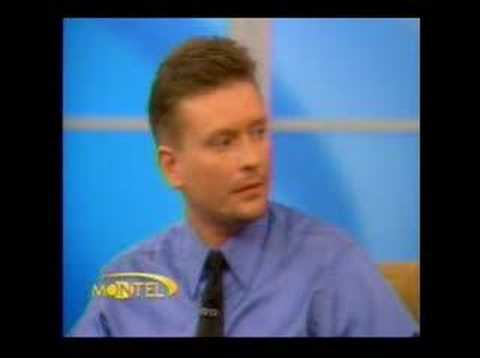 """Sylvia Browne on Montel Williams Show """"Ghost photo"""""""