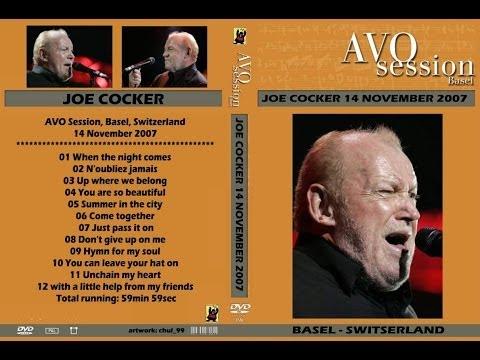 Joe Cocker: Live in Basel (AVO Session, 2007)
